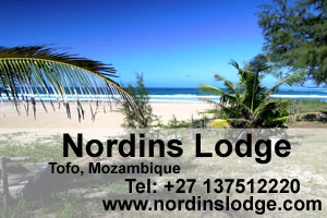 Nordins Lodge Tofo Accommodation